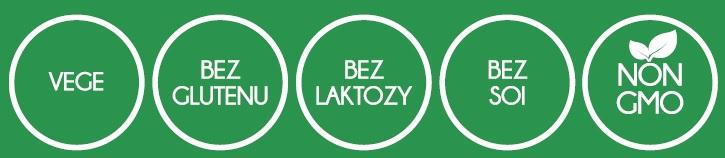 L-Glutamina Znaczki