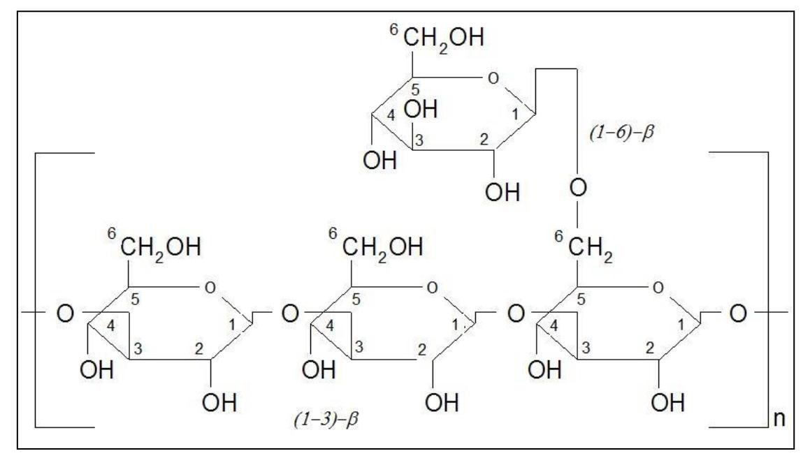 Beta-glukan drożdżowy