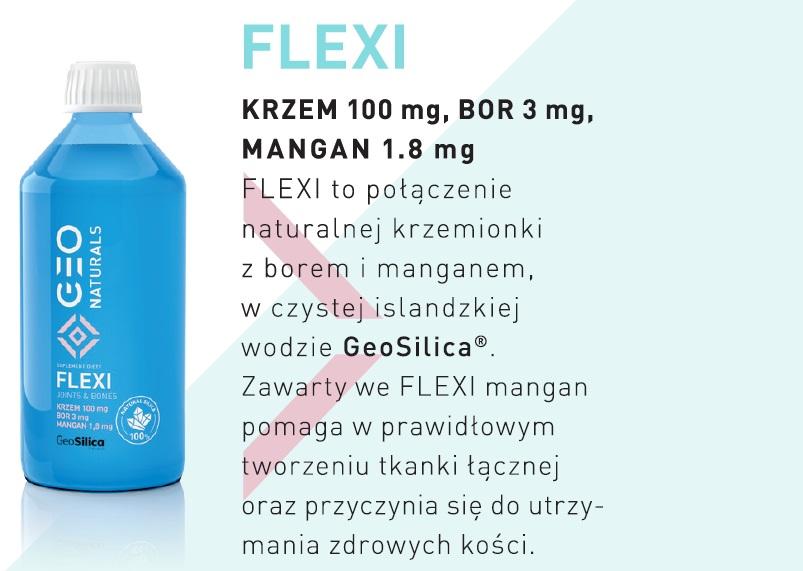 SILICA FLEXI GeoNaturals