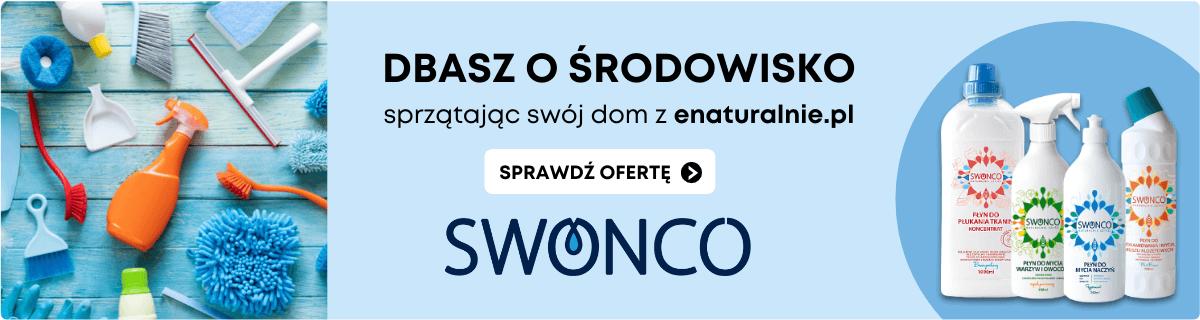 Dbasz o Środowisko Sprzątając Swój Dom z enaturalnie.pl   SWONCO