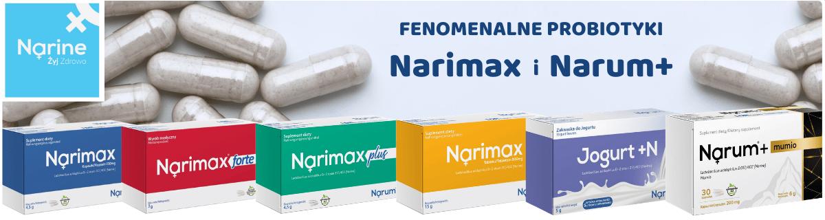 Probiotyki Narine