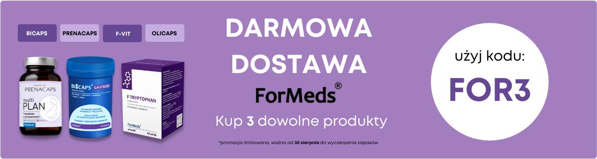 ForMeds Darmowa Dostawa