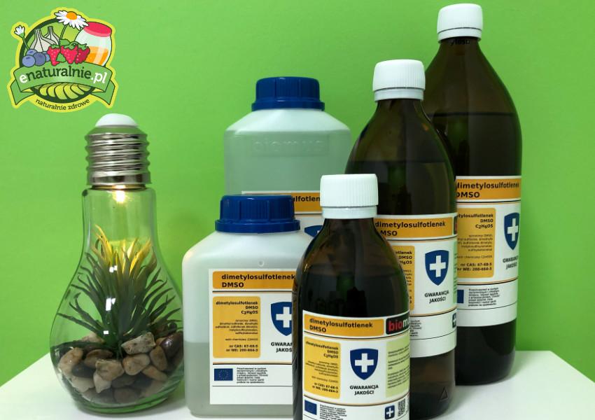 DMSO (Dimetylosulfotlenek) - Stosowanie - Praktyczne Porady